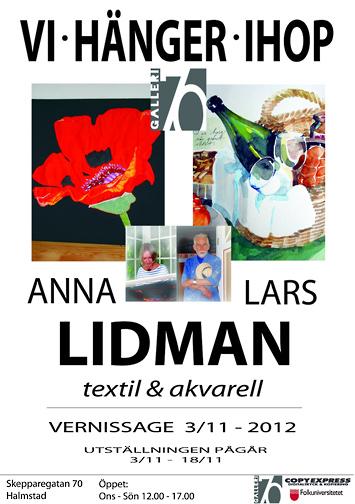 Anna & Lars Lidman
