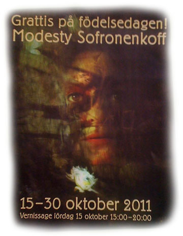 Modesty Sofronenkoff