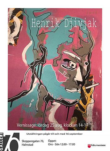 Henrik Djivjak 2018 Galleri 70