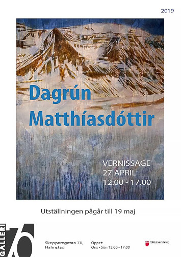 Dagrún Matthíasdóttir