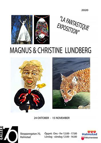 Christine och Magnus Lundberg